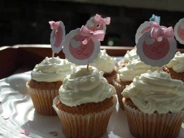 Cupcakes Taufe
